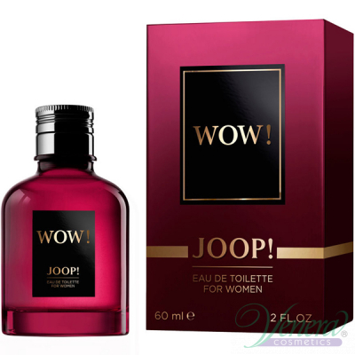 Joop! Wow! for Women EDT 60ml за Жени Дамски Парфюми