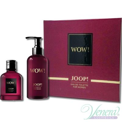 Joop! Wow! Комплект (EDT 60ml + SG 250ml) за Жени Дамски Комплекти