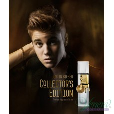 Justin Bieber Collector's Edition EDP 50ml за Жени