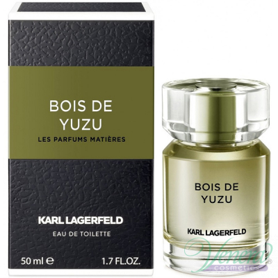 Karl Lagerfeld Bois de Yuzu EDT 50ml for Men