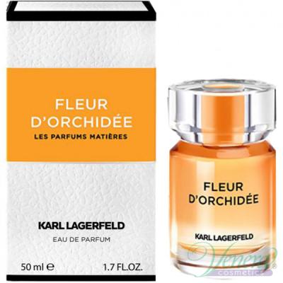 Karl Lagerfeld Fleur d'Orchidee EDP 50ml за Жени Дамски Парфюми