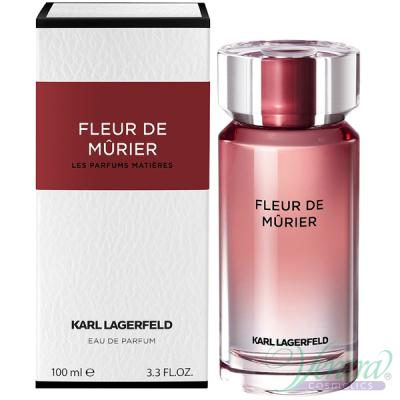 Karl Lagerfeld Fleur de Murier EDP 100ml за Жени Дамски Парфюми