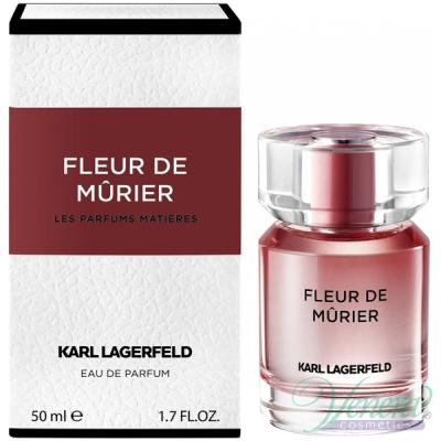 Karl Lagerfeld Fleur de Murier EDP 50ml за Жени Дамски Парфюми