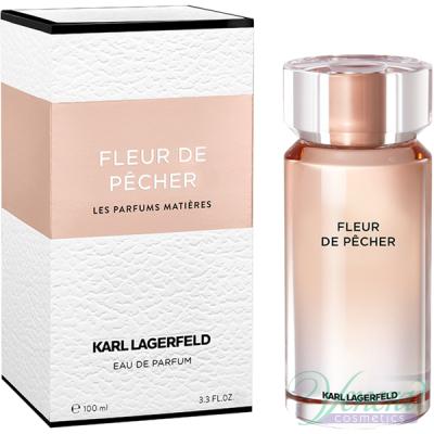 Karl Lagerfeld Fleur de Pecher EDP 100ml f...