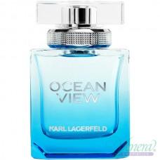 Karl Lagerfeld Ocean View EDP 85ml за Жени БЕЗ ОПАКОВКА