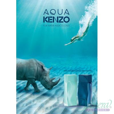Kenzo Aqua Kenzo Pour Homme EDT 100ml за Мъже Мъжки Парфюми