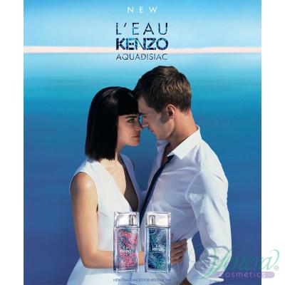 Kenzo L'Eau Kenzo Aquadisiac Pour Homme EDT 50ml за Мъже БЕЗ ОПАКОВКА Мъжки Парфюми без опаковка