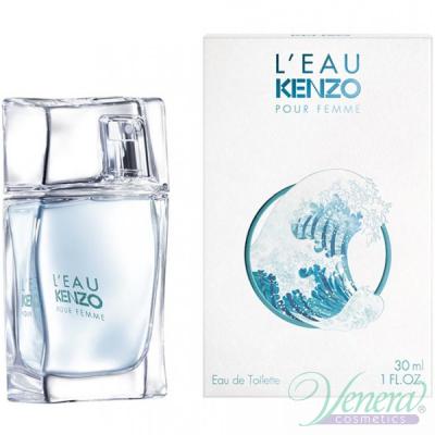 Kenzo L'Eau Kenzo Pour Femme EDT 30ml за Жени Дамски Парфюми