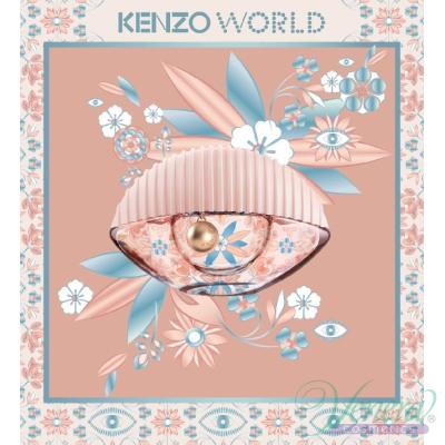 Kenzo World Fantasy Collection Eau de Toilette EDT 50ml за Жени