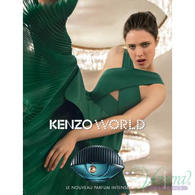 Kenzo World Intense EDP 75ml за Жени БЕЗ ОПАКОВКА Дамски Парфюми без опаковка