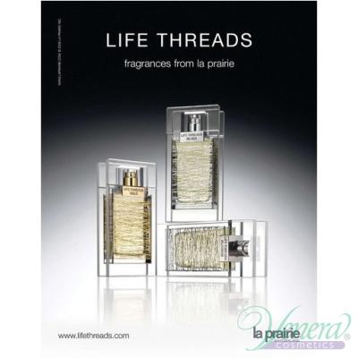 La Prairie Life Threads Gold EDP 50ml за Жени БЕЗ ОПАКОВКА Дамски Парфюми без опаковка