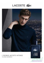 Lacoste L'Homme Lacoste Intense EDT 150ml за Мъже Мъжки Парфюми