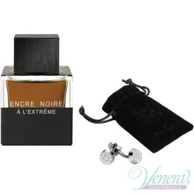 Lalique Encre Noire A L'Extreme Комплект (EDP 5...
