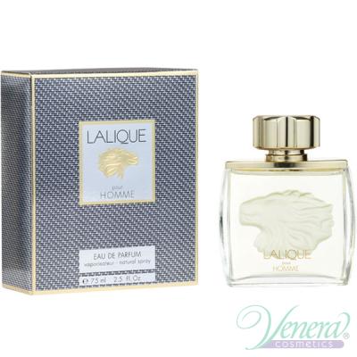 Lalique Pour Homme Lion EDP 75ml за Мъже Мъжки Парфюми