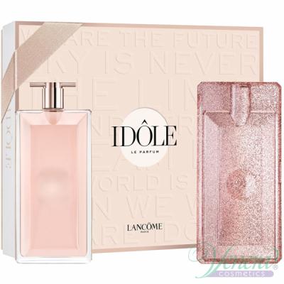 Lancome Idole Комплект (EDP 50ml + Le Case New In Box) за Жени