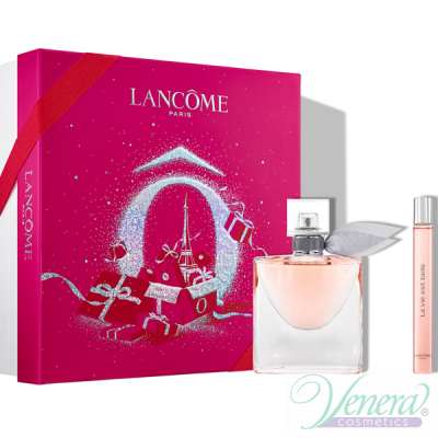 Lancome La Vie Est Belle Комплект (EDP 50ml + E...