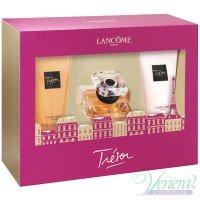 Lancome Tresor Комплект (EDP 30ml + BL 50ml + SG 50ml) за Жени Дамски Комплекти