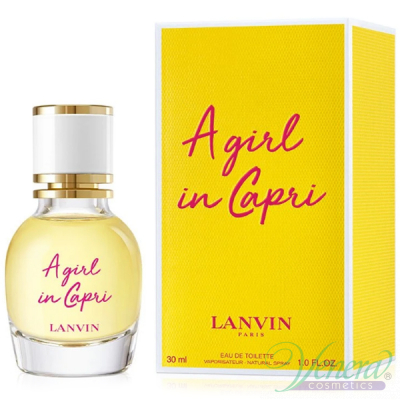 Lanvin A Girl In Capri EDT 30ml за Жени
