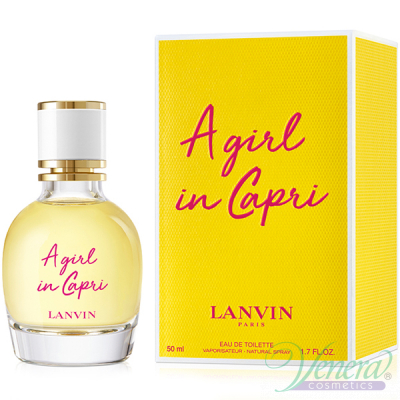 Lanvin A Girl In Capri EDT 50ml за Жени