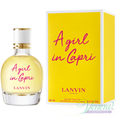 Lanvin A Girl In Capri EDT 90ml за Жени