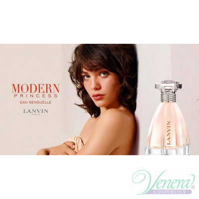 Lanvin Modern Princess Eau Sensuelle EDT 90ml за Жени БЕЗ ОПАКОВКА