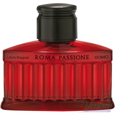 Laura Biagiotti Roma Passione Uomo EDT 125ml за Мъже БЕЗ ОПАКОВКА