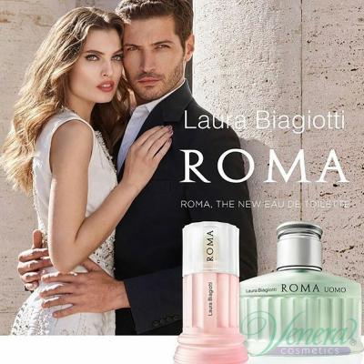 Laura Biagiotti Roma Uomo Cedro EDT 75ml за Mъже