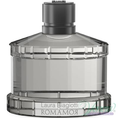 Laura Biagiotti Romamor Uomo EDT 125ml за Мъже БЕЗ ОПАКОВКА Мъжки Парфюми без опаковка