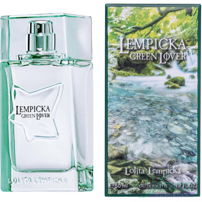Lolita Lempicka Green Lover EDT 50ml за Мъже