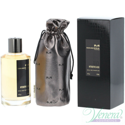 Mancera Black Intensive Aoud EDP 120ml за Мъже и Жени