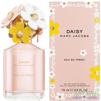 Marc Jacobs Daisy Eau So Fresh EDT 75ml за Жени Дамски Парфюми