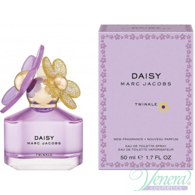 Marc Jacobs Daisy Twinkle EDT 50ml за Жени Дамски Парфюми