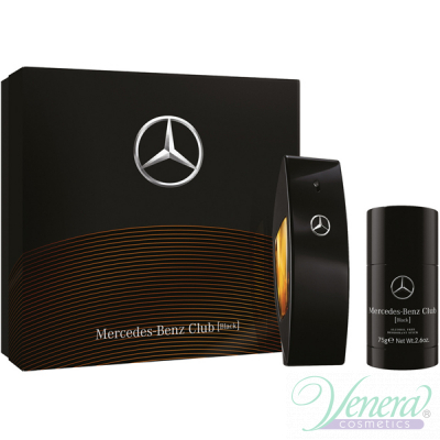Mercedes-Benz Club Black Комплект (EDT 100ml + ...