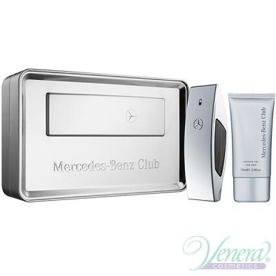 Mercedes-Benz Club Комплект (EDT 100ml + Shower...