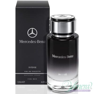 Mercedes-Benz Intense EDT 120ml за Мъже