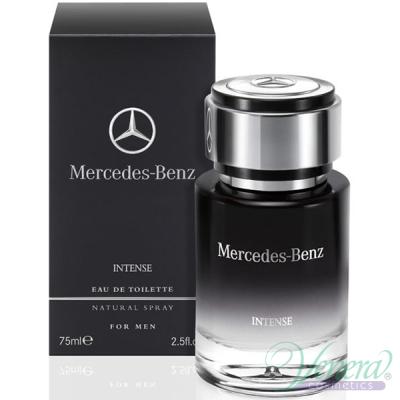 Mercedes-Benz Intense EDT 75ml за Мъже Мъжки Парфюми