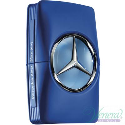 Mercedes-Benz Man Blue EDT 100ml за Мъже БЕЗ ОПАКОВКА Мъжки Парфюми без опаковка