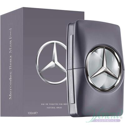 Mercedes-Benz Man Grey EDT 100ml за Мъже Мъжки Парфюми