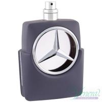 Mercedes-Benz Man Grey EDT 100ml за Мъже БЕЗ ОПАКОВКА Мъжки Парфюми без опаковка