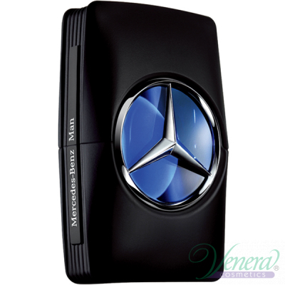 Mercedes-Benz Man EDT 100ml for Men Withou...