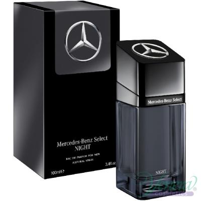 Mercedes-Benz Select Night EDP 100ml за Мъже