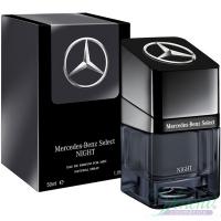 Mercedes-Benz Select Night EDT 50ml за Мъже Мъжки Парфюми