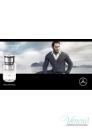 Mercedes-Benz Silver EDT 75ml за Мъже Мъжки Парфюми