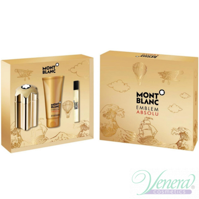 Mont Blanc Emblem Absolu Set (EDT 100ml  +...