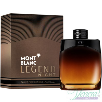 Mont Blanc Legend Night EDP 100ml за Мъже