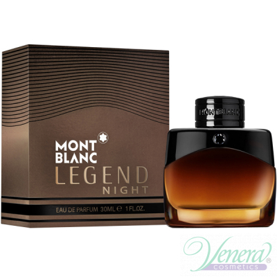 Mont Blanc Legend Night EDP 30ml за Мъже