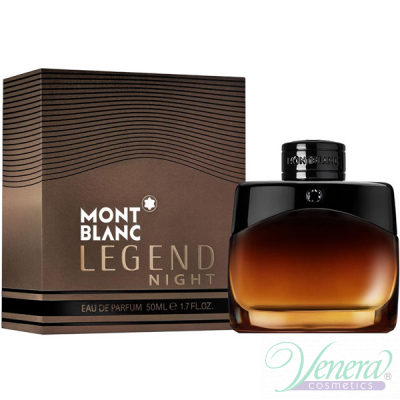 Mont Blanc Legend Night EDP 50ml за Мъже