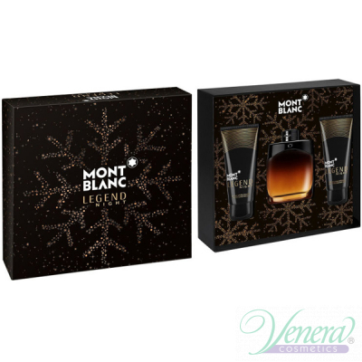 Mont Blanc Legend Night Комплект (EDP 100m...