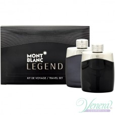 Mont Blanc Legend Комплект (EDT 100ml + AS Lotion 100ml) за Мъже