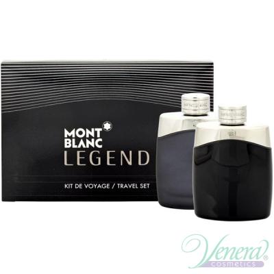 Mont Blanc Legend Комплект (EDT 100ml + AS Lotion 100ml) за Мъже Мъжки Комплекти
